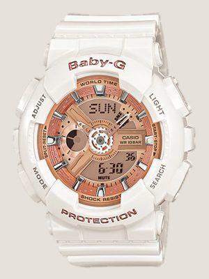 Đồng hồ Casio nữ BABY-G BA-110-7A1DR chính hãng giá rẻ tại hồ chí minh
