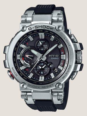 Đồng hồ g-shock MTG-B1000-1A mặt kính saphia, dòng cao cấp của g shock, hàng g shock chính hãng giá rẻ
