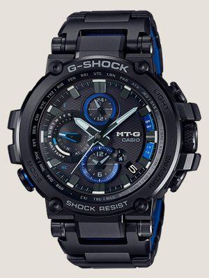 Đồng hồ g-shock MTG-B1000BD-1A mặt kính saphia, dòng cao cấp của g shock, hàng g shock chính hãng giá rẻ
