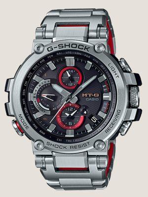 Đồng hồ g-shock MTG-B1000d-1A mặt kính saphia, dòng cao cấp của g shock, hàng g shock chính hãng giá rẻ