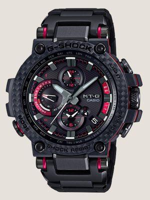 Đồng hồ g shock MTG-B1000XBD-1A chính hãng giá rẻ, mẫu mã mới viền carbon