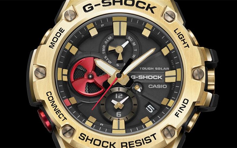 g-shock gst-b100rh Rui Hachimura
