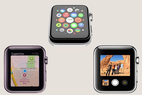 Chức năng của đồng hồ thông minh Apple Watch