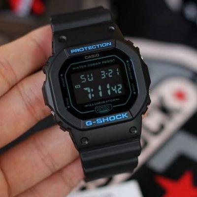 G-SHOCK DW-5600BBM-1DR-1